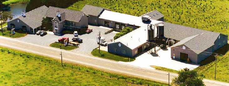 Our factory, set in the heart of Amish Country in Holmes County, Ohio